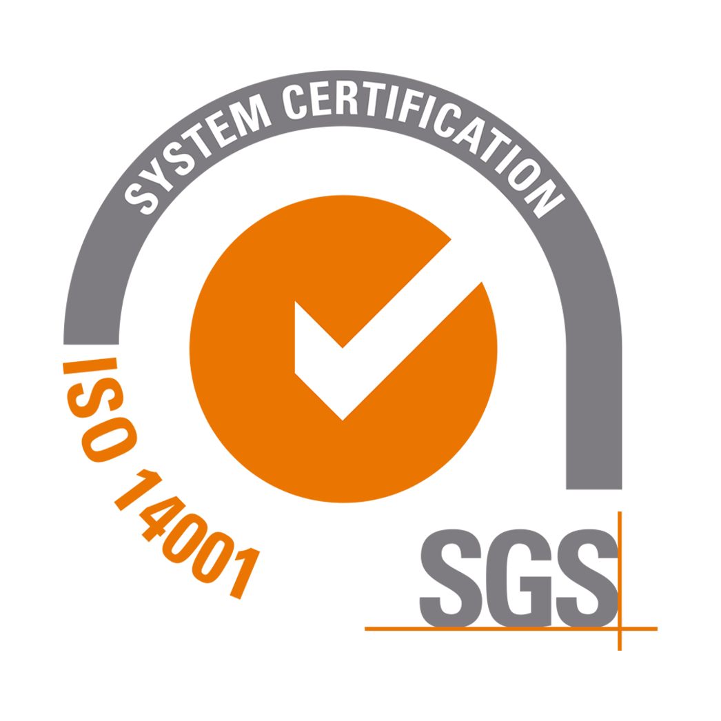 ISO 14001:2015 certificate image